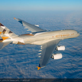 Etihad Airways honoured for reliable A380 operations
