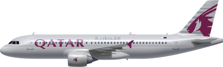 Qatar Airways A320-200