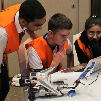 Airbus Little Engineer initiative inspires Bahrain's…