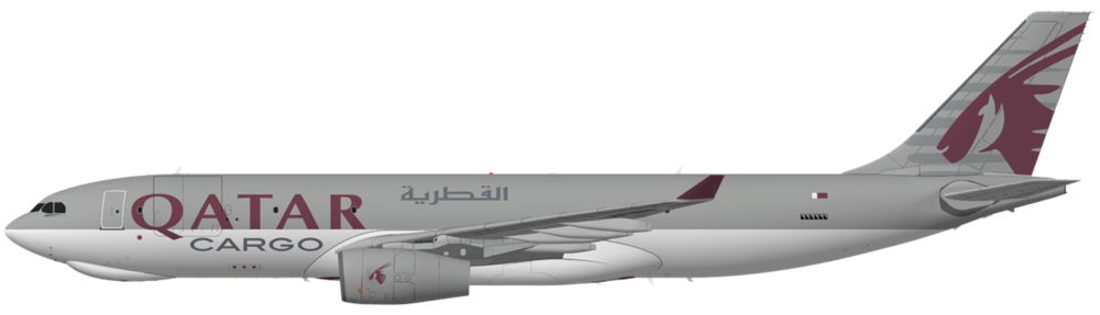 Qatar Airways A330-200F