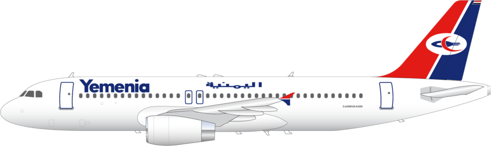 Yemen Airways A320-200