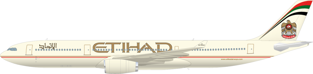 Etihad Airways A330-200F