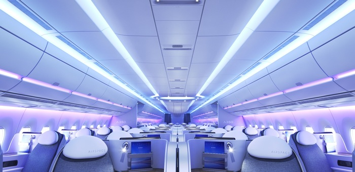 Airspace by Airbus: creating a new sensation